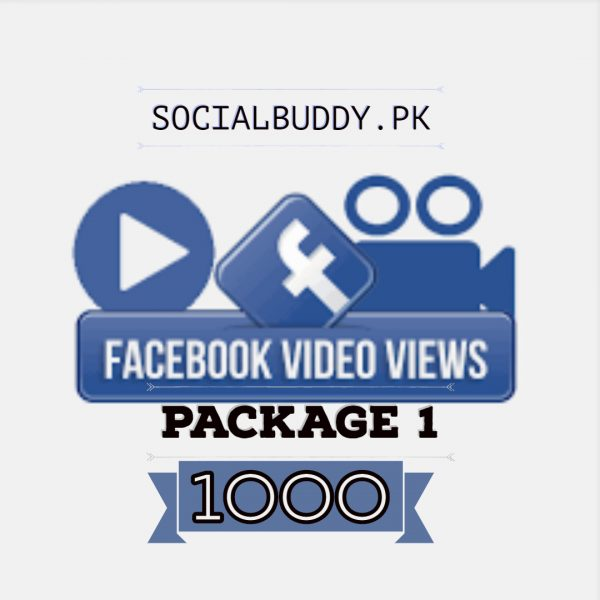 Facebook Video Views Buy in Pakistan