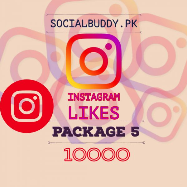 Instagram Likes Buy in Pakistan