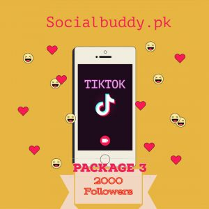 TikTok Followers Buy in Pakistan