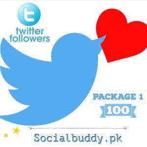 Twitter Followers Buy in Pakistan