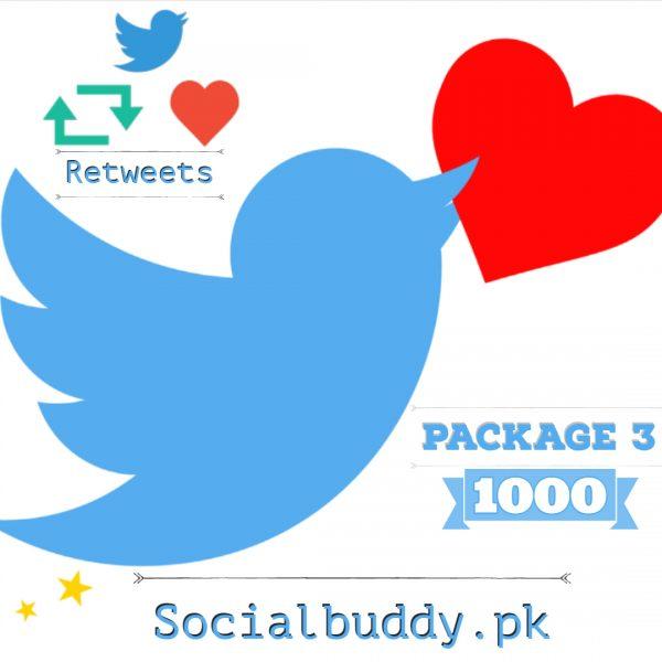 Twitter Retweets Buy in Pakistan
