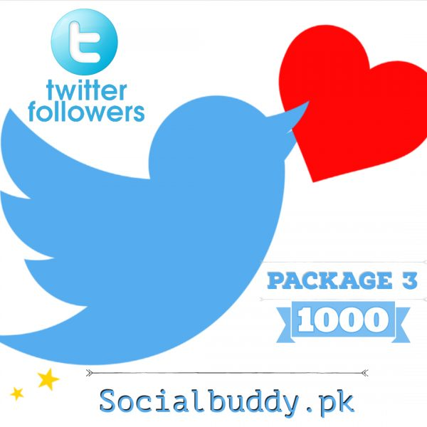 Twitter Followers Buy in Pakistan