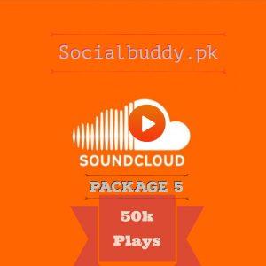 Soundcloud Plays Buy in Pakistan