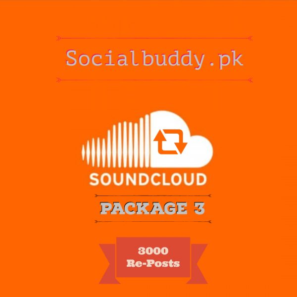 Soundcloud Reposts Buy in Pakistan