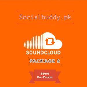 Soundcloud Reposts Buy in Pakistan
