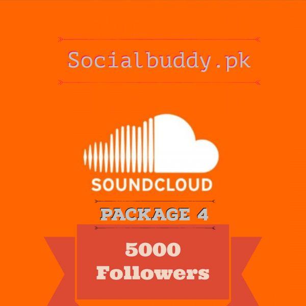Soundcloud Followers Buy in Pakistan