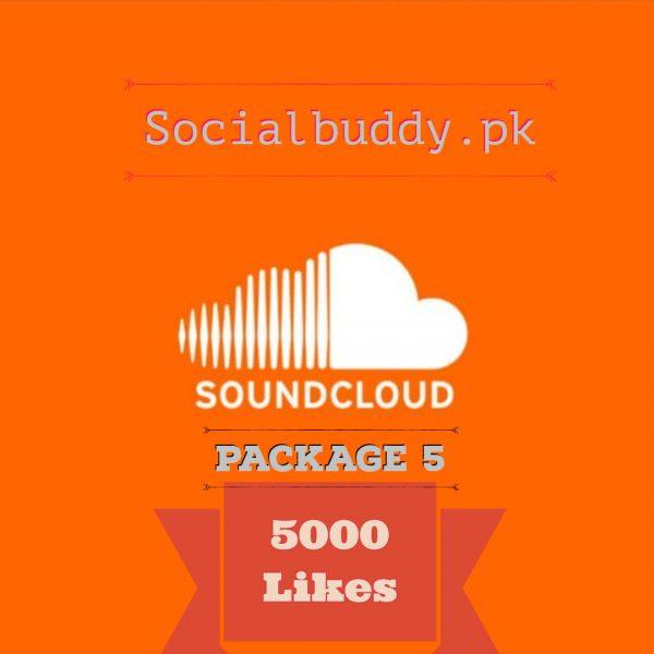 Soundcloud Likes Buy in Pakistan