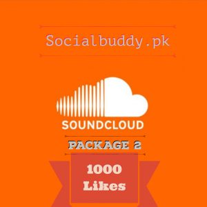 Soundcloud Likes Buy in Pakistan