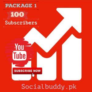 Youtube Subscribers Buy in Pakistan
