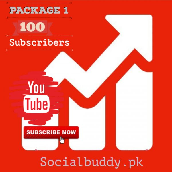 Youtube Subscribers Buy in Pakistan