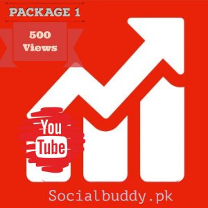 Youtube Views Buy in Pakistan