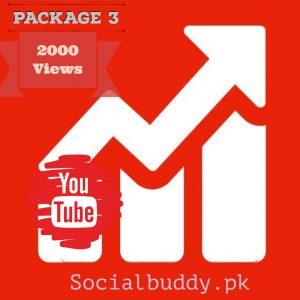 Youtube Views Buy in Pakistan