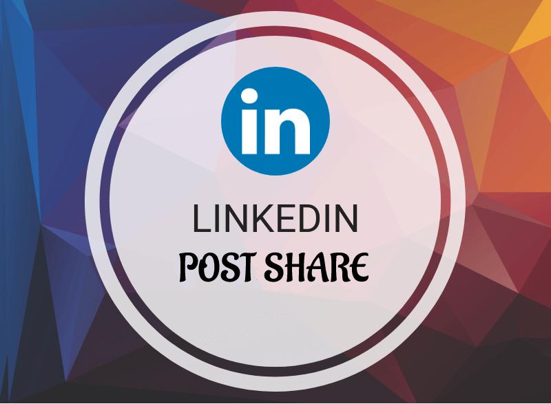 post share